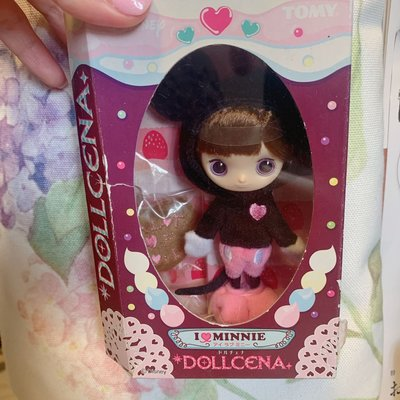 🎀Blythe 小B女,Disney Dollcena,I ❤️Mickey 版