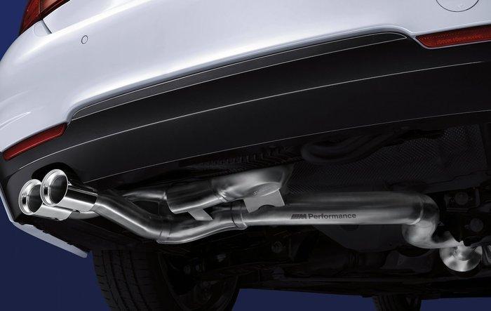 【樂駒】BMW M-Performanc 主動式聲浪排氣系統 2 Series F22 220d (B47柴油引擎專用)
