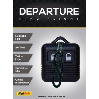 [魔術魂道具Shop]戒指飛渡~~Departure Ring Flight  by MagicSmith