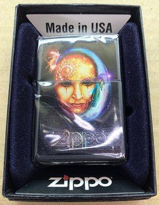 《潮流本舖》正品ZIPPO 外星人 燃油打火機 煤油打火機