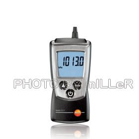 【米勒線上購物】大氣壓力計 德國 TESTO 511 測量絕對壓力 大氣壓力 海拔高度 免運