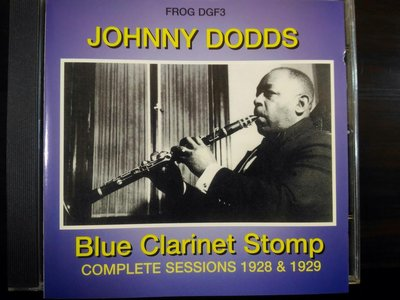 Johnny Ford's ~ Blue Clarinet Stomp。
