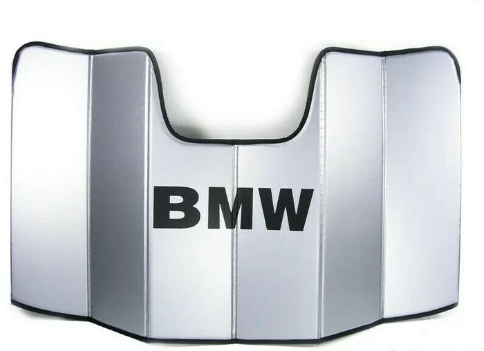 【樂駒】BMW G32 前檔遮陽簾 原廠零件 抗UV 隔熱 保護內裝 車室降溫 精品