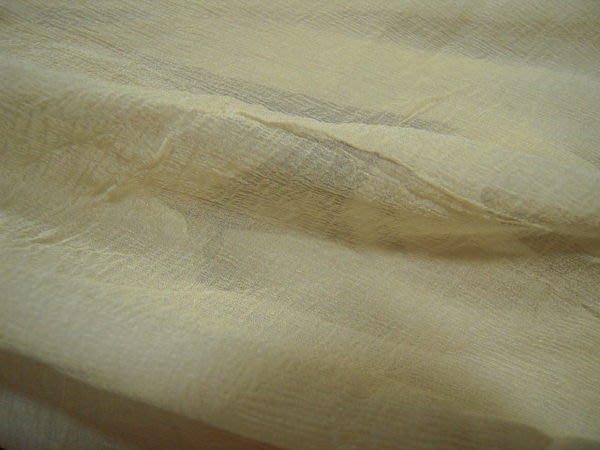 ※布箱子※日本純蠶絲雪紡紗(R224)