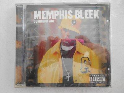 Memphis Bleek - Coming of Age 進口美版