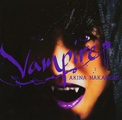 [日版] 代購 中森明菜 Akina Nakamori Vampire 日本高音質盤 UHQCD