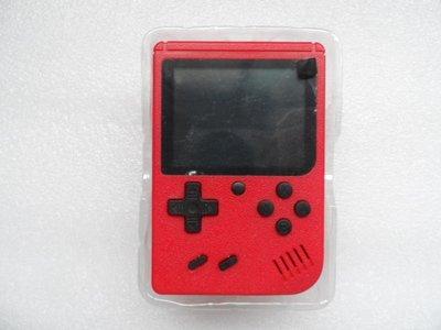 《二手》迷你掌上遊戲機GameBox 400合1 (紅色) 新北市