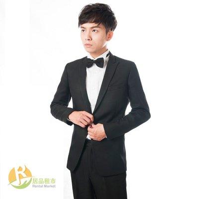 【居品租市】 專業出租平台 【出租】Pierre Regent 標準黑色西服