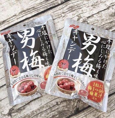 【大欣食品】男梅糖 日本進口...