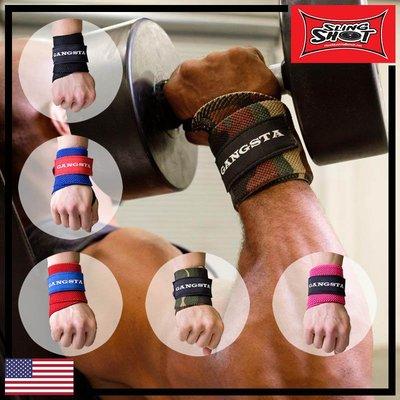 五色可選 SLING SHOT Gangsta Wraps三級彈力 IPF認證 多用途綁式護腕 舉重 健身 重訓