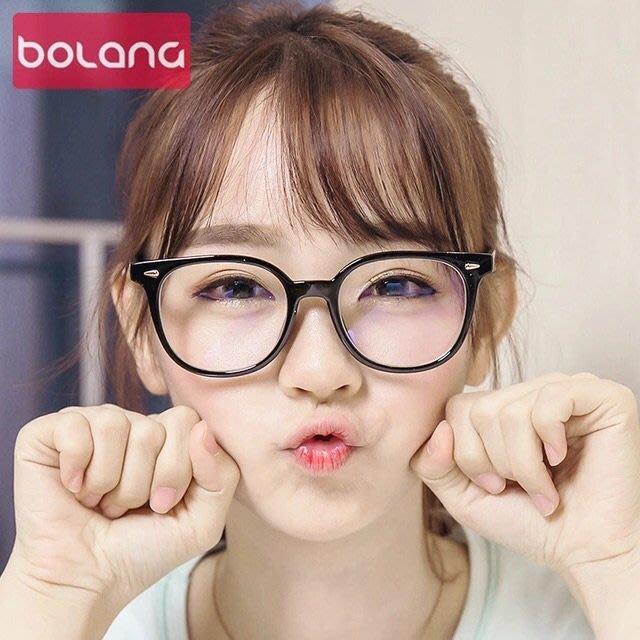 韓版復古鏡架平光眼鏡防輻射光學鏡架眼鏡素顏專用鏡架