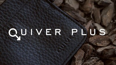 【大寶魔術】Quiver Plus by Kelvin Chow ~高品質交換零錢包