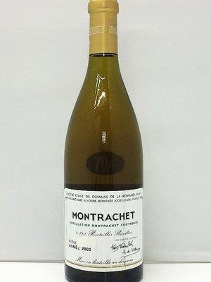 Domaine de la Romanee conti Montrachet 2002