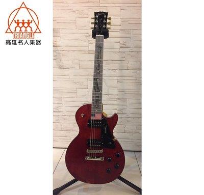 【名人樂器全館免運】2017 Gibson Les Paul Faded T - Worn Cherry 電吉他 現貨
