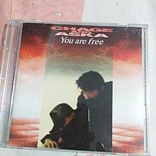 日版 CHAGE AND ASKA YOU ARE FREE CD