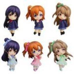 【紫色風鈴2】 Lovelive 盒蛋BOX 全7個手辦 港版