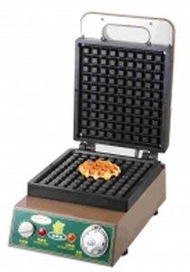 比利時格子燒鬆餅機-玉米熊--良鎂咖啡精品館