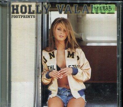 *還有唱片行* HOLLY VALANCE / FOOTPRINTS 二手 Y1933