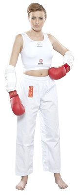"WKF 認證女用護胸 Damenbrustschutz HAYASHI ""Maxi"" (WKF approved)"