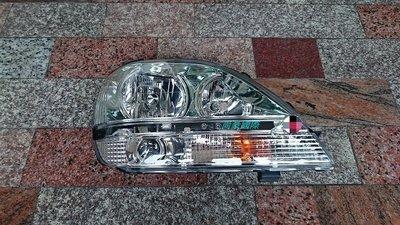 LEXUS系列 RX300-99~03 全新 原廠型 晶鑽大燈 附飾條 一邊3800