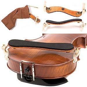 【六絃樂器】全新斯洛維尼亞 VLM AUGUSTIN DIAMOND 4/4 楓木小提琴肩墊 / 現貨特價