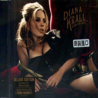【進口版】美麗情挑 Glad Rag Doll / 戴安娜克瑞兒 Diana Krall ---3712693