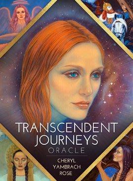 【牌的世界】Transcendent Journeys Oracle 超脫旅程神諭卡