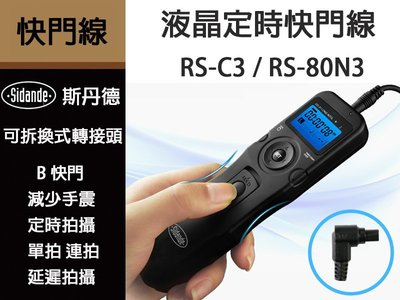 Sidande RS-C3 RS-80...
