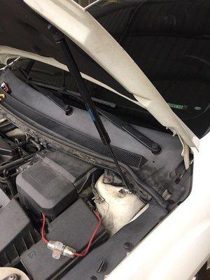 FOCUS引擎油壓頂桿 MK2 MK2.5油壓桿 引擎室油壓桿