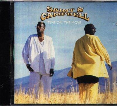 八八 - Saint & Campbell - Time on the Move