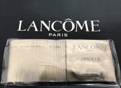 LANCOME 蘭蔻絕對完美黃金玫瑰修護乳霜豐潤版 1ml-單包22 (期限2021.09月) 衝評價 滿千免郵60ml 高雄市