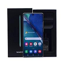 【台南橙市3C】Samsung Galaxy Note 20 N9810 星霧綠 8+256G 5G 手機 #57242