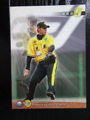 TSC 職棒19年 兄弟象隊卡 買嘉瑞連續動作卡5