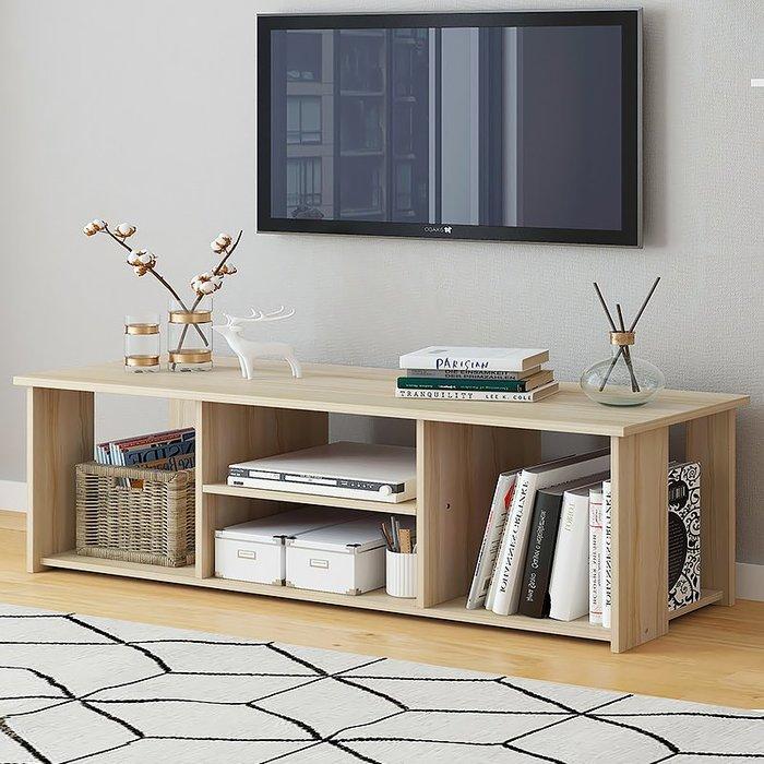 電視柜茶幾組合北歐小戶型多功能客廳電視柜現代簡約地柜簡易墻柜【優品城】