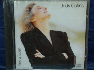 7.    FIRES  OF  EDEN   JUDY  COLLINS   CBS進口版