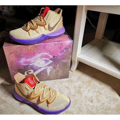 Nike Kyrie 5 Concepts TV PE 3 EP IKHET CI9961-900 聯名 埃及 特殊鞋盒