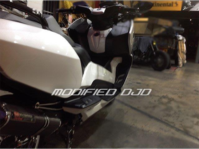 DJD18082501 BMW C650 650SPORT 配件碳纖維包覆服務 ST DD AK  TMAX  GS