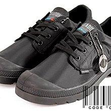=CodE= PALLADIUM PAMPA OX PUDDLE LT+ WP 防水輕量軍靴(全黑)76116-001男