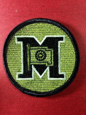 【布章。臂章】陸軍摩托化步兵298旅臂章徽章(草綠)/布章 電繡 貼布 臂章 刺繡/生存遊戲