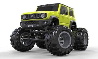 RC樂 ~ CEN 2019 Suzuki Jimny 1/12 Soild Axle Monster Truck