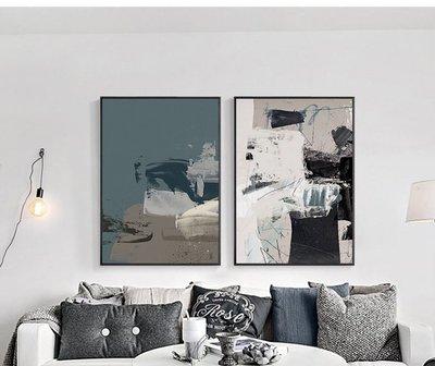 现代简约抽象掛畫/2款畫面/多種尺寸/油画布高清微喷►1979画藝術◄