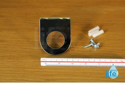 安麗鵝頸龍頭專用壁掛L型不鏽鋼鐵架,直徑35mm我們賣的鵝頸龍頭都可安裝,特製開模量產