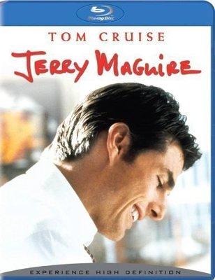 BD 全新美版【征服情海】【Jerry Maguire】Blu-ray 藍光 湯姆克魯斯