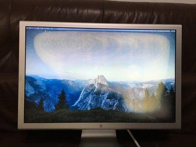 蘋果A1081/1082/1083鋁合金螢幕 偏光膜更換1800元起cinema display 20吋 23吋 30吋