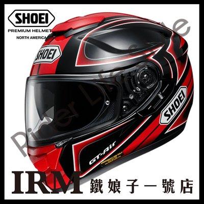 【鐵娘子一號店】公司貨 日本 SHOEI GT-Air可調PFS 內墨片 安全帽 Expanse TC-1 紅