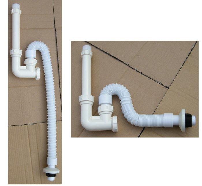 2214-3台灣製造面盆排水通用管是P管也是S管