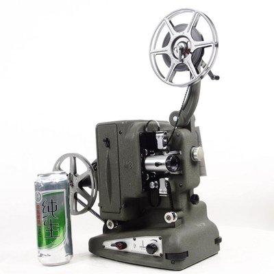 百寶軒 8品古董電影機瑞士BolexM88毫米/8mm放映機功能好220V ZG2497