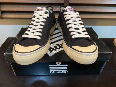 英國品牌 Admiral 經典帆布鞋 全新品 Converse Chuck Taylor All Star 1970S