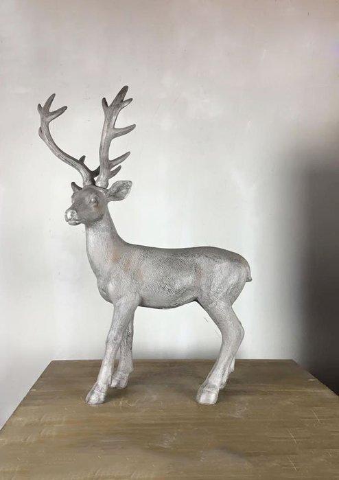 【曙muse】北歐鹿藝術雕朔品( 限量1個 )