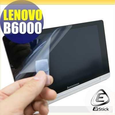 【EZstick】Lenovo B6000 Yoga Tablet 8吋 專用 靜電式平板LCD液晶螢幕貼 (可選鏡面防汙或高清霧面)